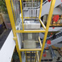 Panoramic elevator with self supporting structure