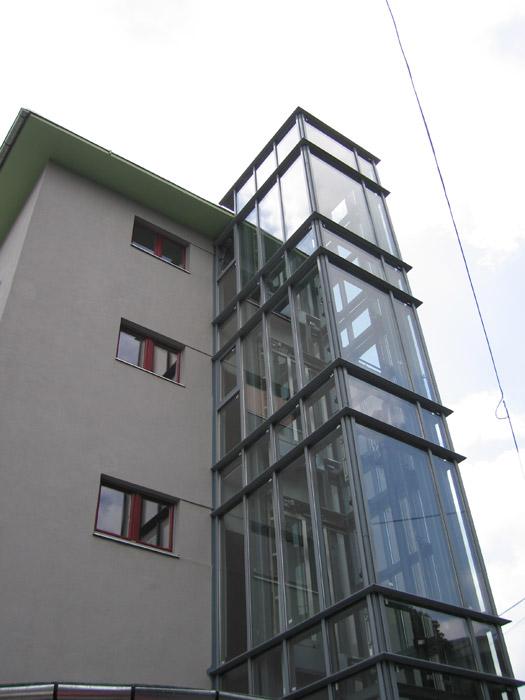 Elmas Panoramic Elevators Car Elevators Hydraulic